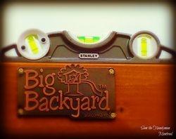Big backyard playset