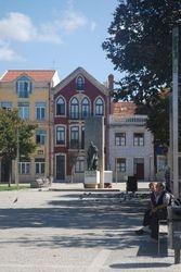 Povoa de Varzim town centre