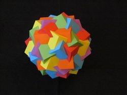 Compound of 6 pentagonal prisms