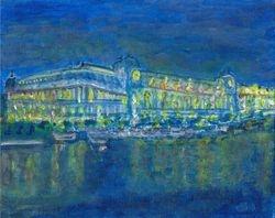 Musee' d'Orsay - Paris, France