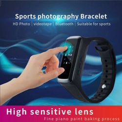Smart/fit watch with hidden camera!