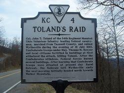 Toland's Raid