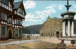 Dudley Opera House. c1900