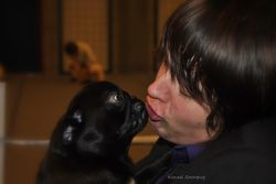 Tor-Gunnar and Esmeralda 13.02.2010