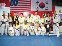 04-01-2012 Yong In Championship 15 students  51 metals 28 of them gold 1st place