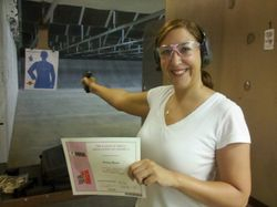NRA FIRST STEPS PISTOL ORIENTATION
