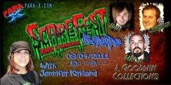 Scarefest Radio 2011