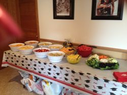 Graduation Party Food Ideas