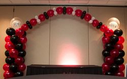 Balloon column & arch