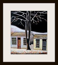 Arrowtown winter