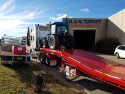 Tractor n Truck Transport