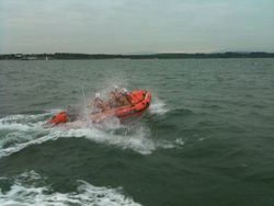 Courtown and Arklow Lifeboats Shout 29/07/11