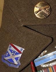 1st Infantry Div., 18th Inf. Reg. Post War: