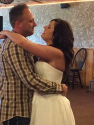 Josh & Whitney's first dance
