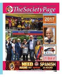 The Society Page, La Pagina Social, Latino, Spanish, Newspaper, Periodico