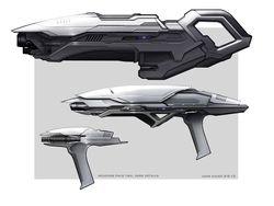 Starfleet weapons pack