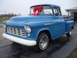 16. 56 Chevy Pickup Truck 3100