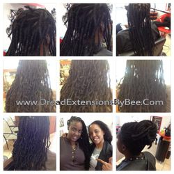 Dreads Fix with Dread Extensions Method