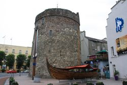 Reginald's Tower in Waterford (1000 yr old Viking tower)