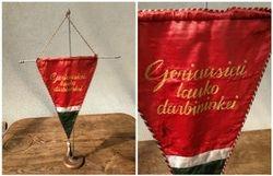 LTSR gairele su stoveliu GERIAUSIAI LAUKO DARBININKEI. Kaina 32