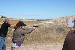 Idaho Pistol Class