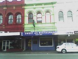 Sweet As Restaurant 2006