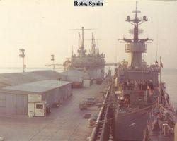 Rota Spain
