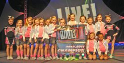 First Place Mini Dance