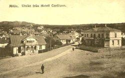 Hotell Corfitzon 1909