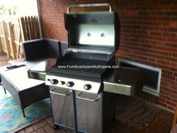 amazon grill assembly service in DC MD VA