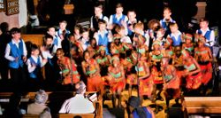 African Children's Choir May 2017