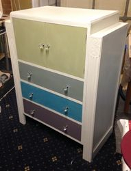 Gorgeous cupboard with drawers