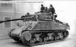 M4A3 VVSS 76mm/W: