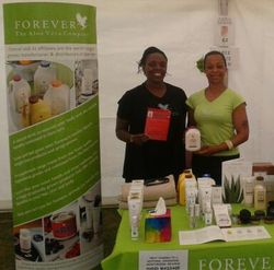 Gospel Wave Exhibiting Stall