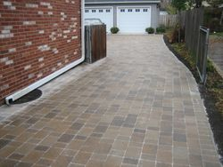 Driveway Completed
