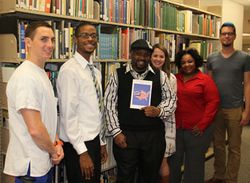 Presentation of the Race and Ethnic Studies Journal at the Louisiana State Library