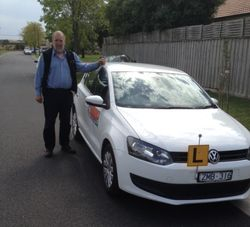 Driving School Bayswater - Volkswagen Polo - Automatic Transmission