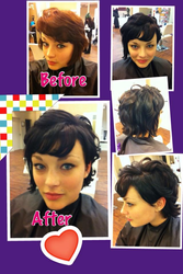 Color and Haircut by Ida
