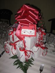 Boxed with Personalized Ribbon