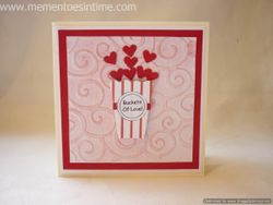 Popcorn Box Card 1