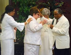 Appointment to District Missionary
