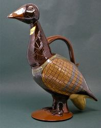 "Brent Goose 15"" tall"