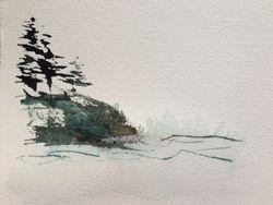 Turbulent Shore