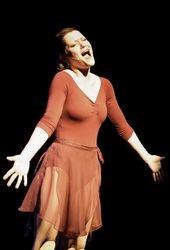 "Cassie in ""A Chorus Line"""
