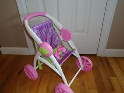 Cabbage Patch Babies Doll Stroller - $12