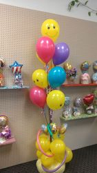 Latex balloon Tree