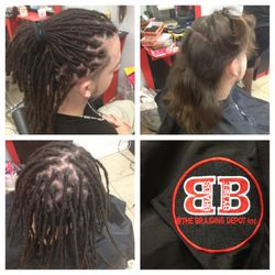 Get Your Dreads done in one day