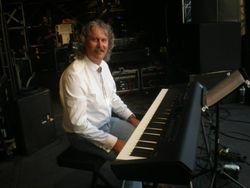 Jon J Paul on Piano