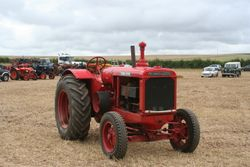 IH WK40 Tractor