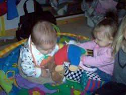 sharing starts young